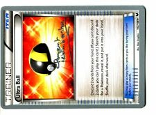 PROMO POKEMON CHAMPIONSHIPS 2013 N° 102/108 ULTRA BALL ITEM