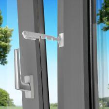 rewagi  3 Set - Kipp-Regler für Fenster Montage ohne zu Bohren  Klemm  Stopper