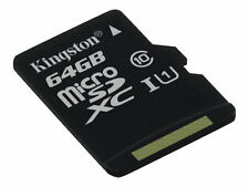 Kingston 64GB Mobile Phone Memory Card