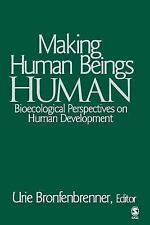 The SAGE Program on Applied Developmental Science: Making Human Beings Human...