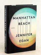 Jennifer Egan Signed First Edition Manhattan Beach Hardcover w/Dustjacket