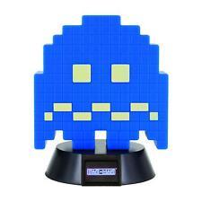 Pac-Man Icon Lampe Ghost bleu esprit Veilleuse Lampe de chevet Luminaire Light