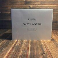 Byredo Gypsy Water Eau de Parfum 3.3 oz / 100 ml Unisex EDP New in Sealed box
