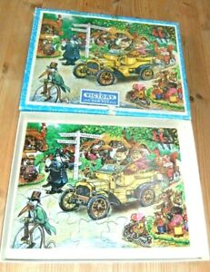 Victory Hand Cut Wooden Jigsaw Puzzle Series LP3 No 7343 ' The Crossroads '