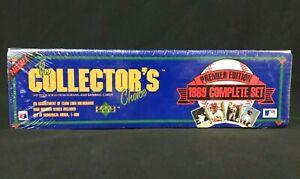 1989 Upper Deck Baseball Complete Set Factory Sealed - Ken Griffey Jr Rookie