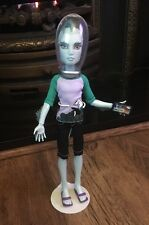 Monster High Gil Webber Boy Doll Dressed With Accessories