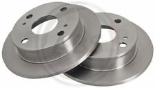 COROLLA COUPE 1.6 GT 16V AE86 REAR BRAKE DISCS