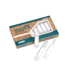 10Pcs Circulating Filter Reusable Mouthpiece For Cigarette Holder Ash Filtration