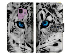 Leopard Wallet Case Cover For Samsung Galaxy J8 (2018) - A013
