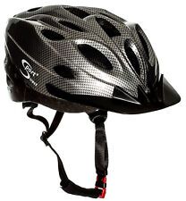 Sport Direct™ Bicycle Bike Adult Helmet 58-60cm Graphite