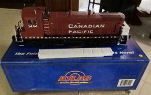 Atlas CP Rail Canadian Pacific MP15DC 3-RAIL NEW IN BOX!