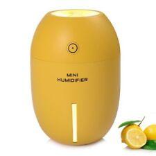 Yellow Mini Humidifiers