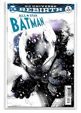 ALL-STAR BATMAN #6 - Cover B - Jock Variant Cover - DC Universe Rebirth Comics!