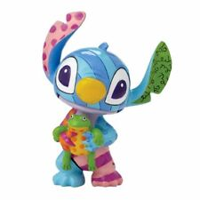 Disney Britto Lilo and Stitch Collectors Figurine - Boxed Colourful Ornament