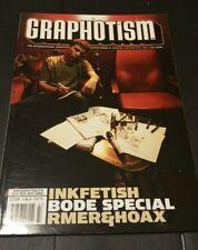 Graffiti Magazine Graphotism / Seen Graffiti / Cope2 / 12oz Prophet Crazy Kings