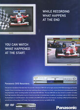 Panasonic DMR-HS2 DVD Recorder 2003 Magazine Advert #2644