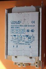 Loyje Mod. 4.240-1 400 W magnético de lastre de Sodio HPS de Metal Halide Bombilla HID