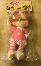 "RARE Cloth 14"" Vivian Green Kisses © Doll made by Goldberger EeGee's"