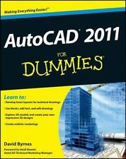 AutoCAD2011 For Dummies (For Dummies (Computer/Tech))-ExLibrary