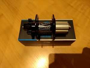 American Classic Disc 225 Rear Hub - Campy - 9/10/11 speed - QR x 135 +12 x 142