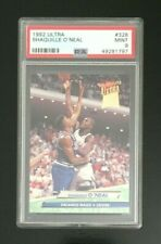 1992/93 Fleer Ultra Shaquille O'Neal Rookie RC PSA 9