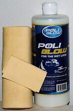 Poli Glow 32 oz Bottle & Old Style Applicator Set