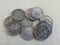 George V Threepence 3D Silver Coins Choose your date 1910-1936 .(myrefnBox3).