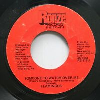 Hear! Funk 45 Flamingos - Someone To Watch Over Me / Make Love (Ain'T Nothin Bet