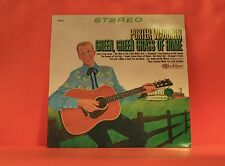 PORTER WAGONER - GREEN GRASS OF HOME *BUY 1 LP GET 1 LP FREE* + FREE SHIP Z
