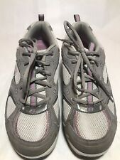 womens skechers shape ups Walking Sneakers size 10 Purple Gray