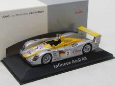 Audi R8 ( Le Mans 2002 ) No.2 / Minichamps 1:43