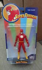 "DC DIRECT SUPER FRIENDS  FIGUREFLASH barry   6"" superman Series 3 reactivated"