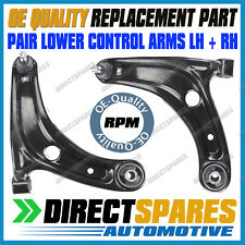 PAIR Honda Jazz GD 10/02-07/08 Front Lower Control Arms with Bushes LEFT+RIGHT