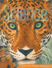Harcourt Science, Grade 5 by HARCOURT SCHOOL PUBLISHERS - FREE SHIPPING