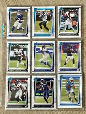2021 Donruss Football Base RATED ROOKIE Set #251-350 Pick Your Own!!