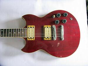 E - Gitarre Yamaha SG 300 original