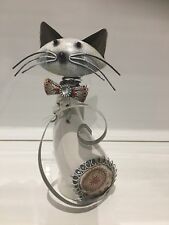 Shudehill Giftware Country Art Sitting Cat Ornament Gift Figurine