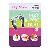 Inkless Hand Print / Foot Print Kit - Newborn Gift - Australian Baby Made Brand