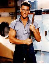 Jean Claude Van Damme 8x10 photo S8767