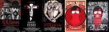 5 Serial Killer DVD's by Filmmaker John Borowski - FISH-HOLMES-PANZRAM-CULTURE