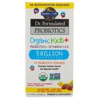 Garden of Life Probiotics ,Dr.Formulated Probiotics for Kids, 5 Billion 30ct