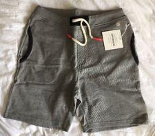 """SUPREMEBEING """"Shortie"""" Shorts Heather Medium RRP £45"""