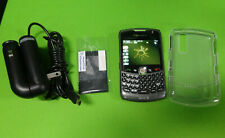 BlackBerry Curve 8330 - Grey (Sprint) Smart Cell phone Talk and Text Simple