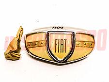 SERRATURA COFANO ANTERIORE CO CHIAVE ABBELLIMENTO ACCESSORIO FIAT 1100 103 BEIGE