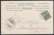 DR Mer n. 55 EF vecchia GLITTER Artisti AK Donna Ritratto dopo superiore Ingelheim 1901