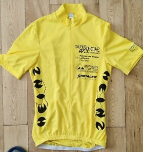 Gore Short Sleeve Cycling Jersey Size Small