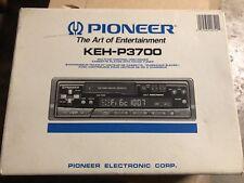 Old School Pioneer KEH-P3700 Cassette Player,RARE,Vintage,1998,Supertuner III