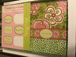 Vera Bradley Create A Card