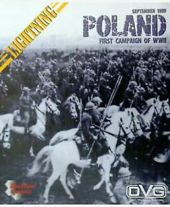 Poland - Lightning - Strategy Card Game By DVG Decision Games