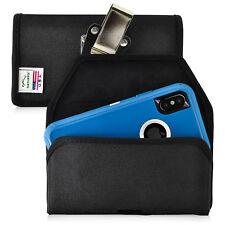 iPhone X XS 11 Pro Belt Clip Case for OTTERBOX DEFENDER Nylon Holster Belt Clip